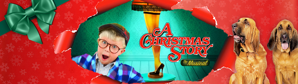 A Christmas Story The Musical 2019 Tour Route | A Christmas Story On Tour